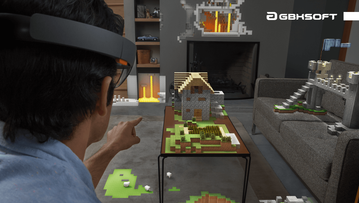 Augmented reality for industries