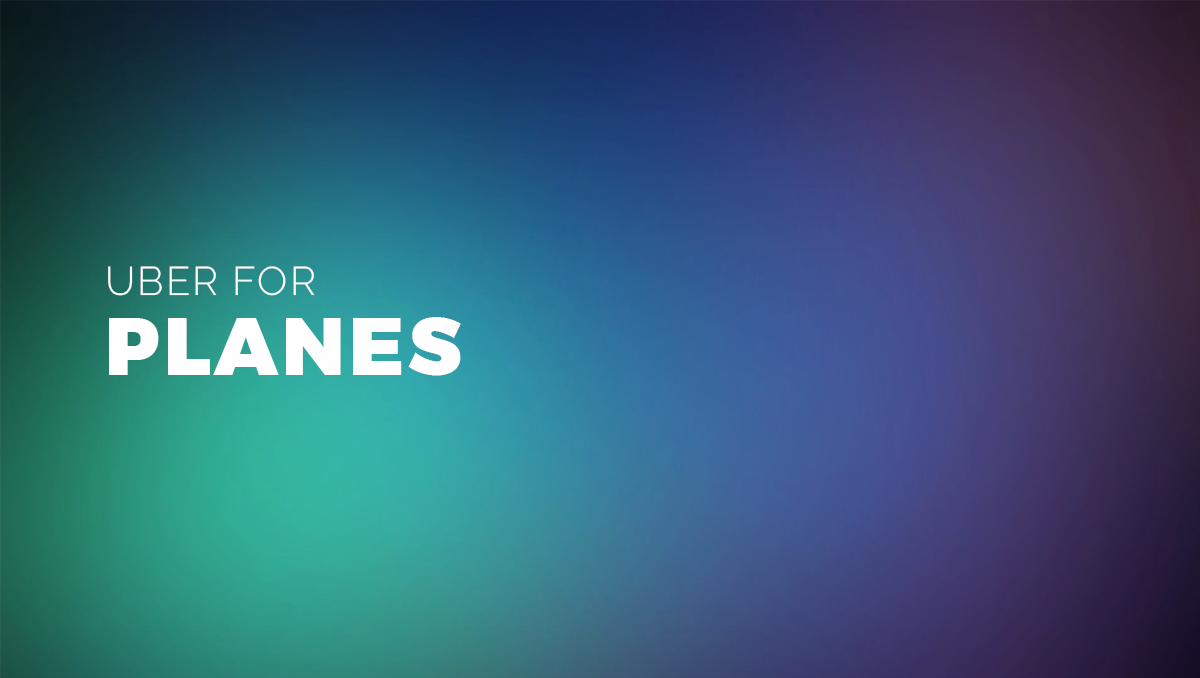 uber-for-planes