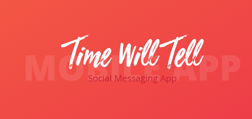 time will tell app